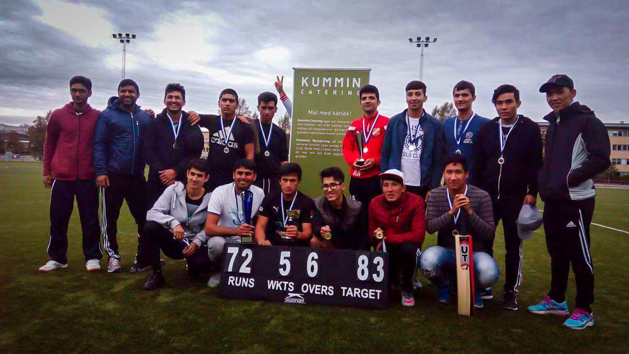 Refugee Double Wicket 2017